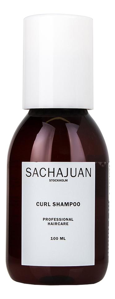 Шампунь для вьющихся волос Curl Shampoo: Шампунь 100мл шампунь sachajuan sachajuan sa978lwcuhg9