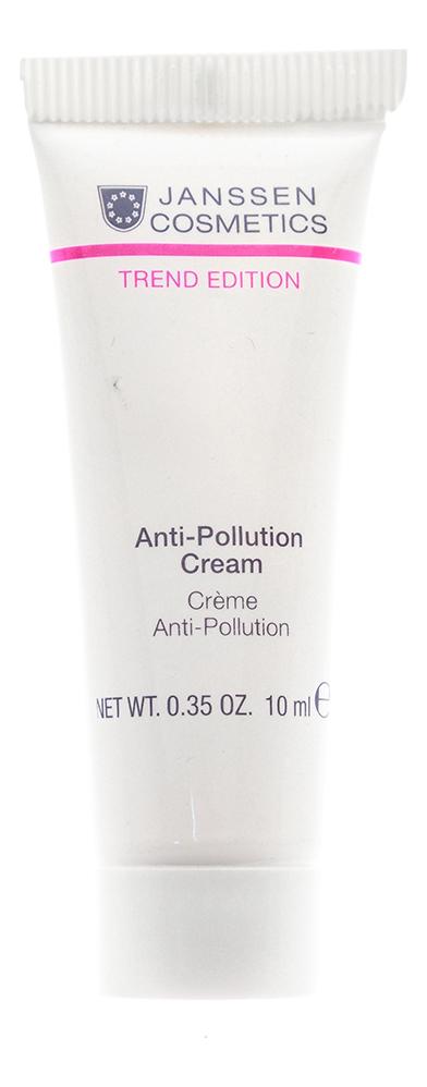 Защитный дневной крем для лица Skin Anti-Pollution Cream: Крем 10мл academie hypo sensible daily protection cream гипоаллергенный дневной защитный крем для лица 50 мл