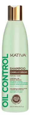 Шампунь для волос Oil Control Shampoo: Шампунь 250мл шампунь коллагеновый kativa
