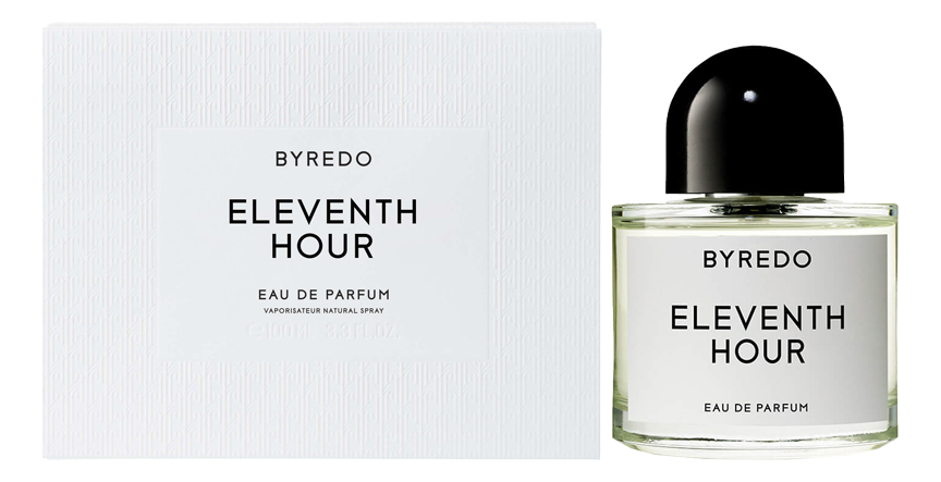 Byredo Eleventh Hour: парфюмерная вода 100мл byredo eleventh hour