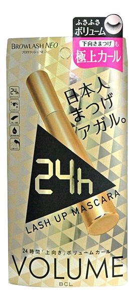 Тушь для ресниц Объем и подкручивание 24H Lash Up Mascara