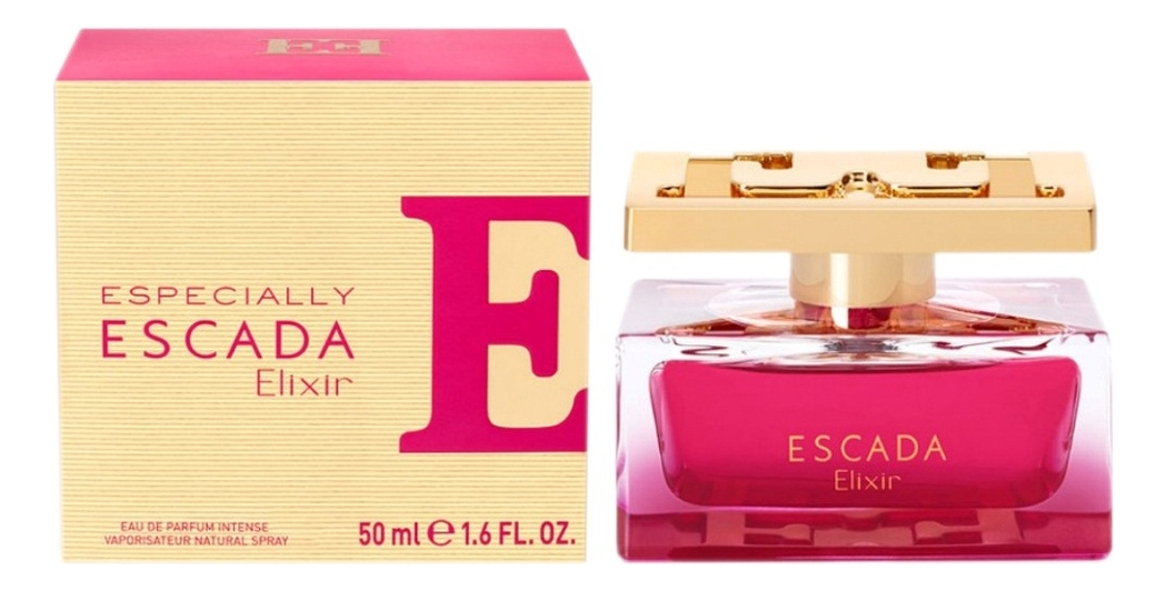 Escada Especially Escada Elixir: парфюмерная вода 50мл escada incredible me