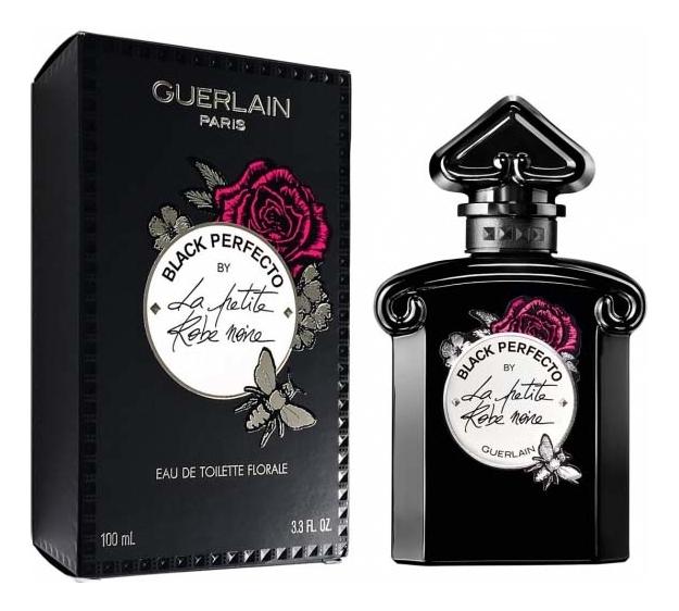 Guerlain Black Perfecto By La Petite Robe Noire 2018: туалетная вода 100мл guerlain la petite robe noire shower gel