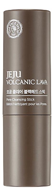 Стик для очищения пор Jeju Volcanic Lava Pore Clear Blackhead Stick 15г