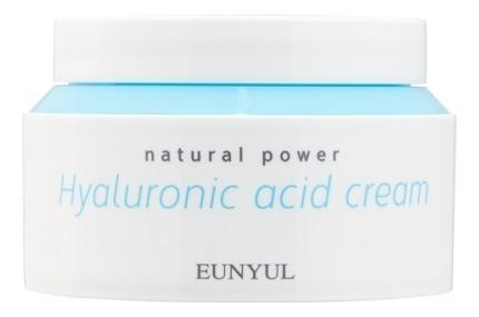 Крем для лица с гиалуроновой кислотой Natural Power Hyaluronic Acid Cream 100г крем для ухода за кожей eunyul с гиалуроновой кислотой 100 мл