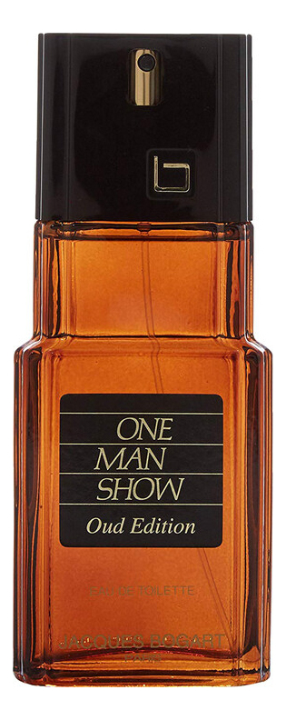 Jacques Bogart One Man Show Oud Edition: туалетная вода 100мл тестер jacques bogart silver scent туалетная вода 100мл