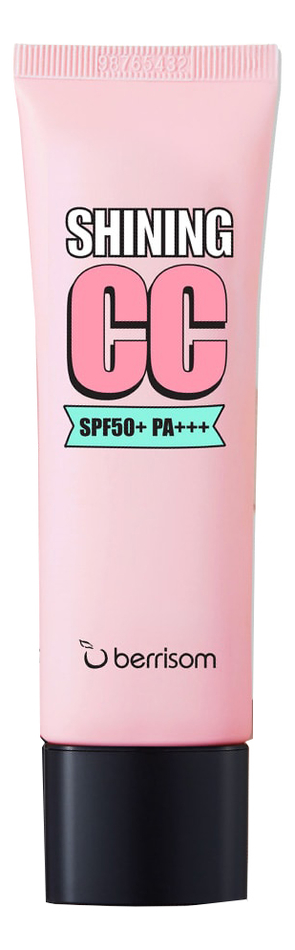 CC крем для сияния кожи Shining Cream SPF50+ PA +++ 50мл осветляющий cc крем для лица crystal whitening cream spf50 pa 50мл natural beige