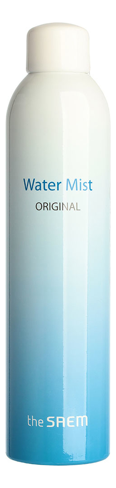 Мист для лица на водной основе с освежающим комплексом Original Water Mist: Мист 300мл спрей the saem pure energy hydro mist blue water page 7