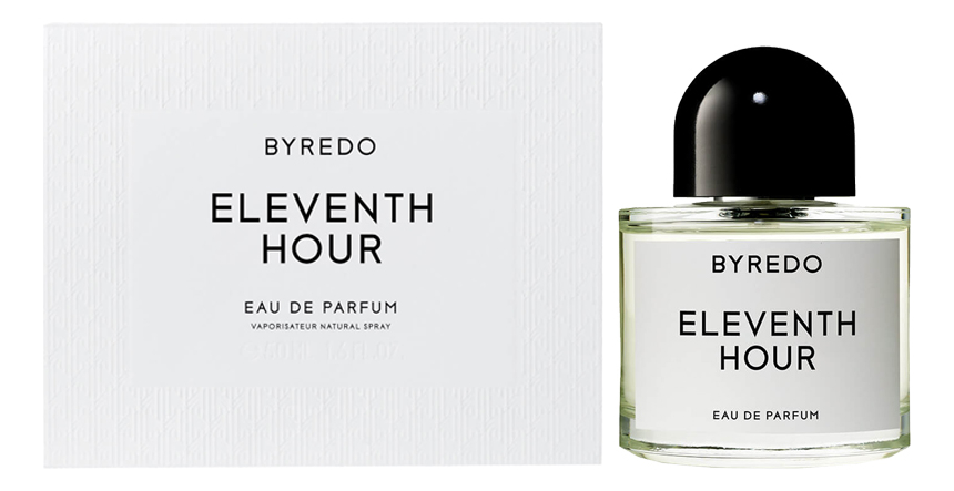 Byredo Eleventh Hour: парфюмерная вода 50мл byredo eleventh hour