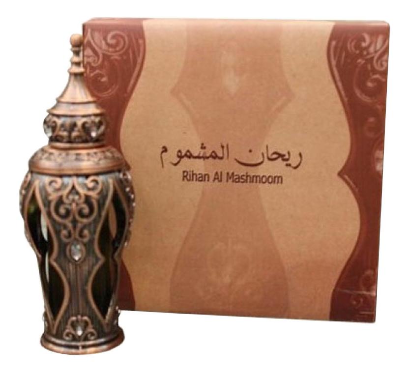 Syed Junaid Alam Rihan Al Mashmoom: парфюмерная вода 100мл