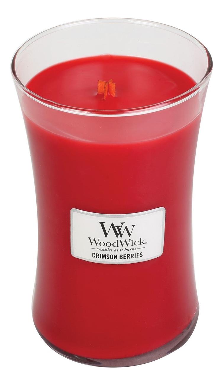 Ароматическая свеча Crimson Berries: Свеча 609,5г свеча зажигания denso u20esrn