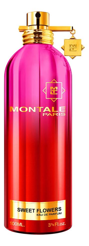 Фото - Montale Sweet Flowers: парфюмерная вода 100мл montale sweet peony отливант парфюмированная вода 18 мл