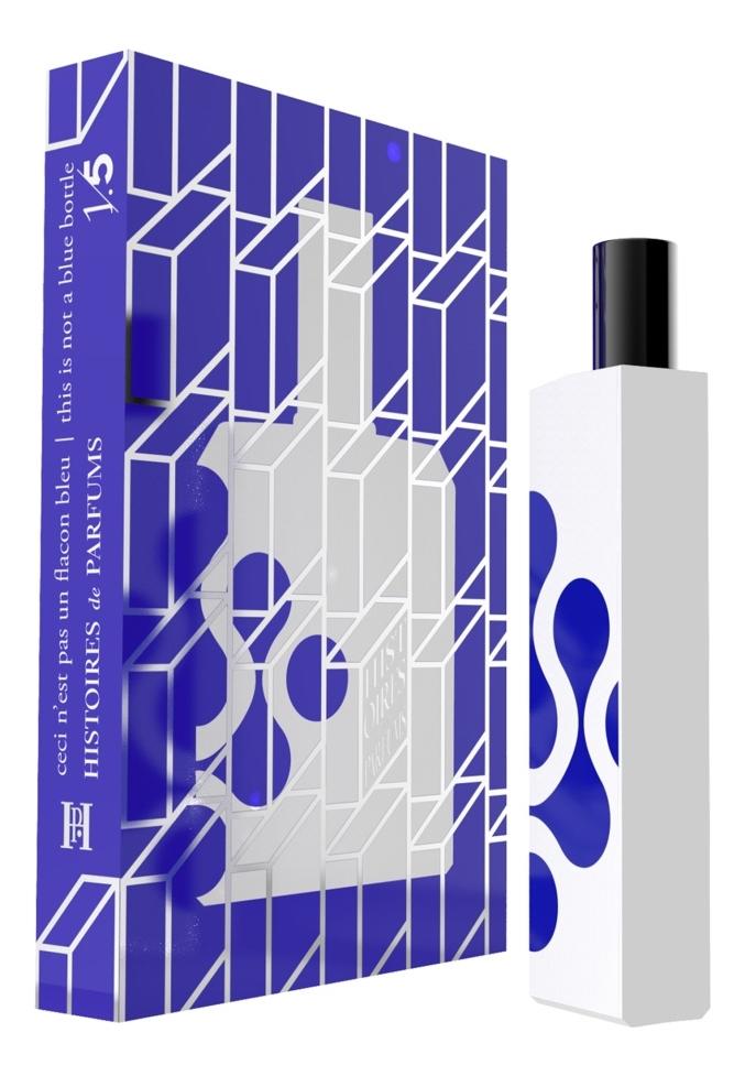Histoires De Parfums This Is Not A Blue Bottle 1.5: парфюмерная вода 15мл