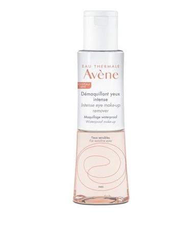 Интенсивное средство для снятия макияжа с глаз Eau Thermale Demaquillant Yeux Intense 125мл eau thermale avene ru