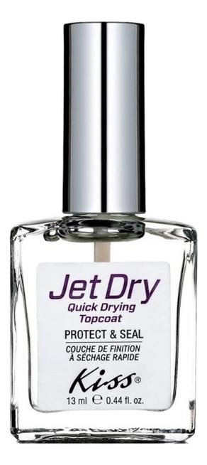 Средство для быстрой сушки лака Jet Dry Quick Drying Topcoat KTR19F 13мл