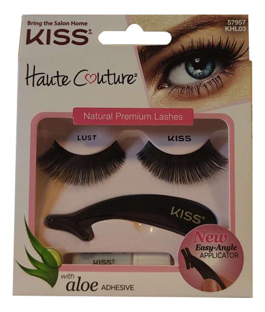 Накладные ресницы Haute Couture Single Lashes: Lust KHL03GT накладные ресницы kiss single lashes ritzy page 1