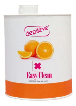 Средство для очистки аппаратов от воска цитрусовый Easy Clean: Средство 1000мл
