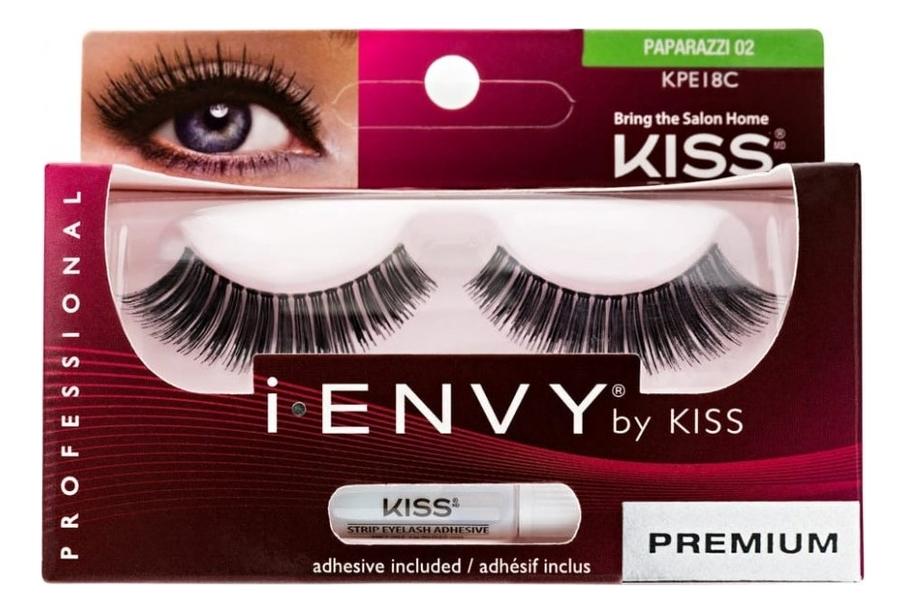 Накладные ресницы I Envy Eyelashes Au Naturale: 02 Paparazzi KPE18C накладные ресницы 02 eyelashes 2 the saem eyelash