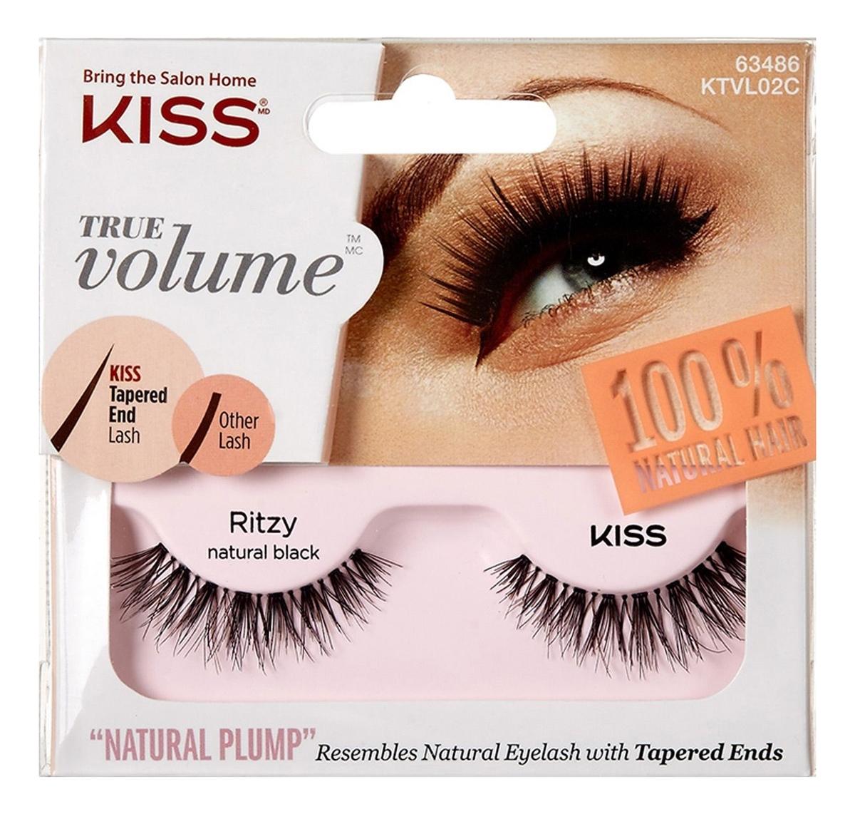 Накладные ресницы True Volume: Lash Ritzy накладные ресницы kiss single lashes ritzy page 1