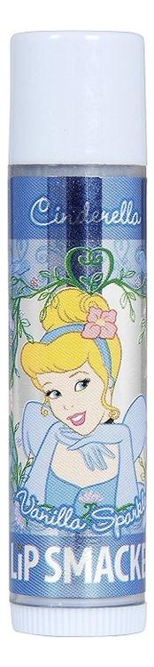 Бальзам для губ Cinderella Vanilla Sparkle Lip Balm 4г (ваниль) lip smacker бальзам для губ sprite
