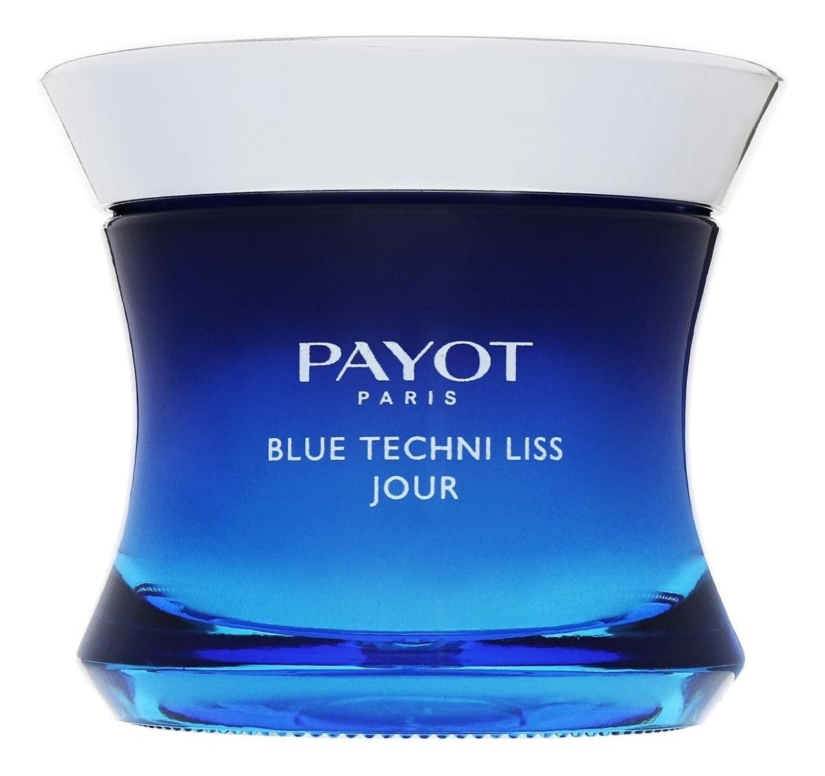 Хроноактивный дневной крем для лица Blue Techni Liss 50мл разглаживающий кремфлюид для глаз techni liss 15 мл payot techni liss