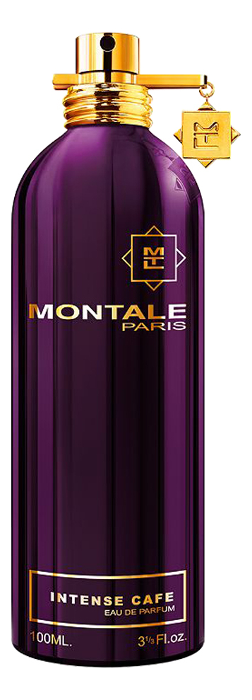 Montale Intense Cafe: парфюмерная вода 100мл botanicae flower cafe парфюмерная вода 100мл