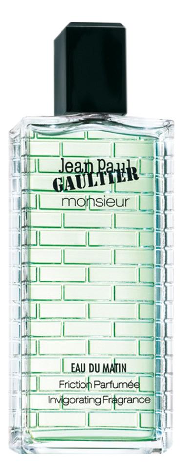 Jean Paul Gaultier Monsieur Eau du Matin: туалетная вода 100мл тестер é pessard l adieu du matin