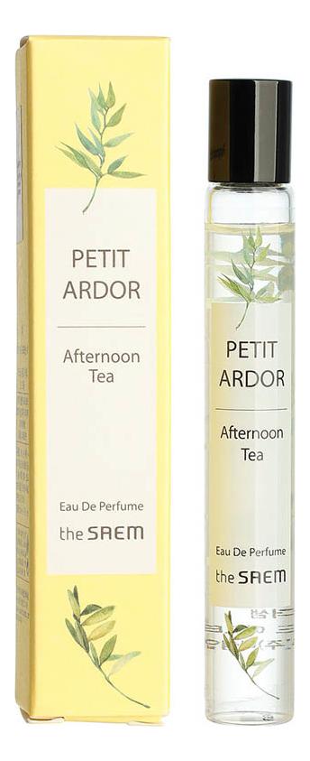 The Saem Petit Ardor Afternoon Tea: роликовый парфюм 10мл