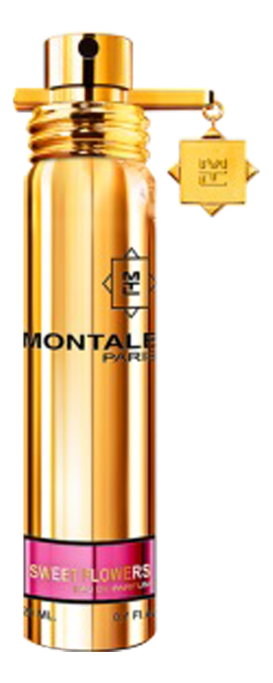 Фото - Montale Sweet Flowers: парфюмерная вода 20мл montale sweet peony отливант парфюмированная вода 18 мл
