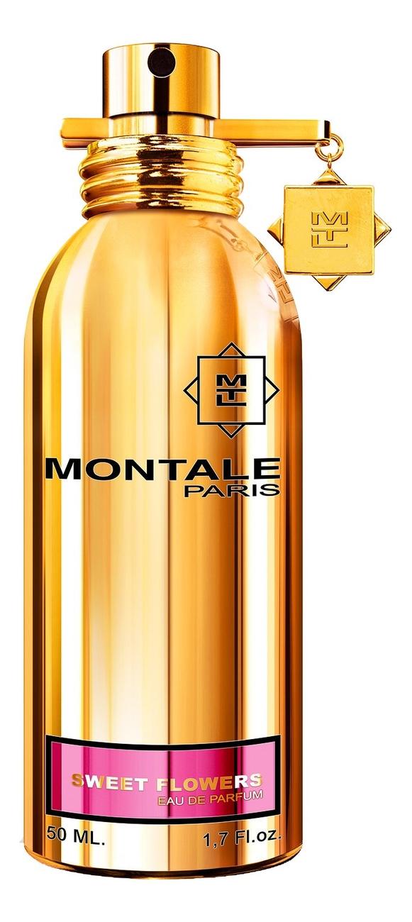 Фото - Montale Sweet Flowers: парфюмерная вода 50мл montale sweet peony отливант парфюмированная вода 18 мл