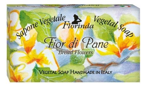Натуральное мыло Note Fiorite Fior Di Pane 100г