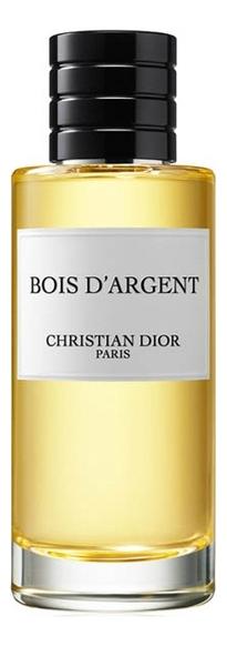 Christian Dior Bois D`argent : парфюмерная вода 7,5мл dior la collection bois d argent