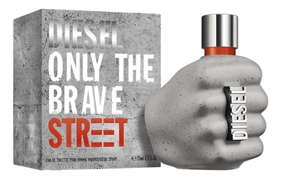 Diesel Only The Brave Street: туалетная вода 75мл духи diesel only the brave tattoo 1 5ml