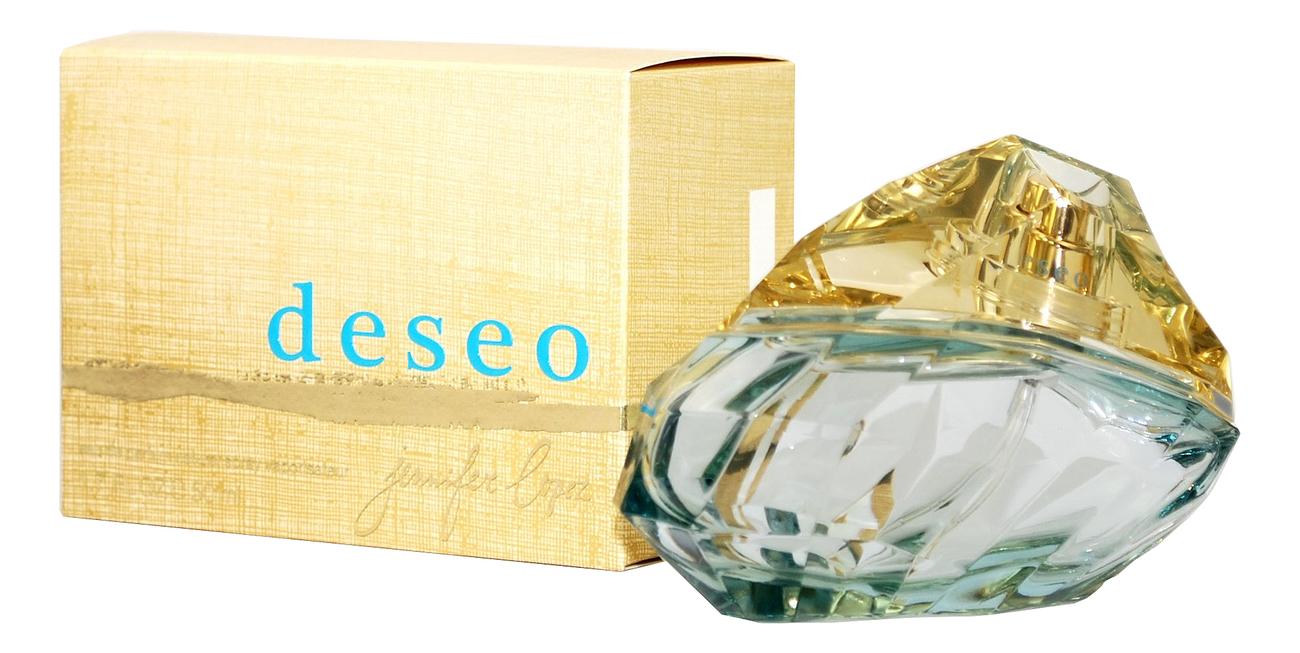 Jennifer Lopez Deseo: парфюмерная вода 50мл jennifer echols odlot page 7