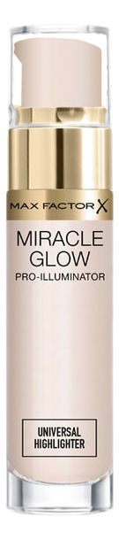 Хайлайтер для лица Miracle Glow Pro Illuminator Universal Highlighter хайлайтер для лица miracle glow duo 10 light