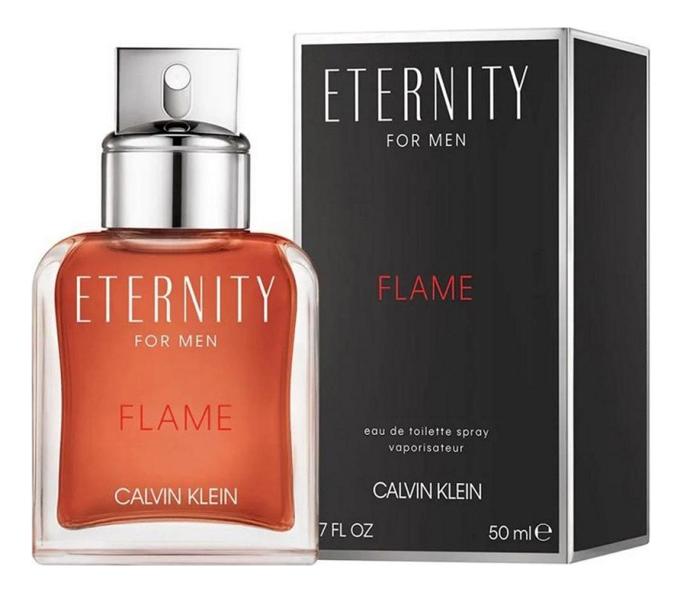 Calvin Klein Eternity Flame For Man: туалетная вода 50мл