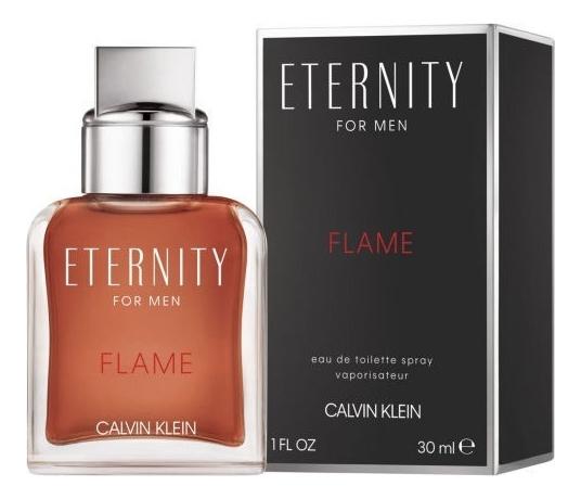 Calvin Klein Eternity Flame For Man: туалетная вода 30мл