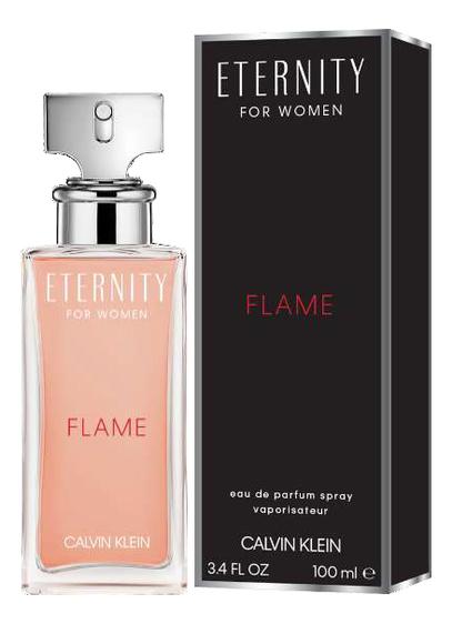 Calvin Klein Eternity Flame For Women: парфюмерная вода 100мл