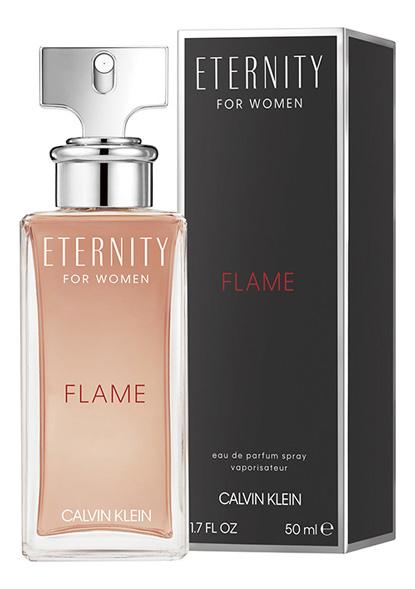 Calvin Klein Eternity Flame For Women: парфюмерная вода 50мл