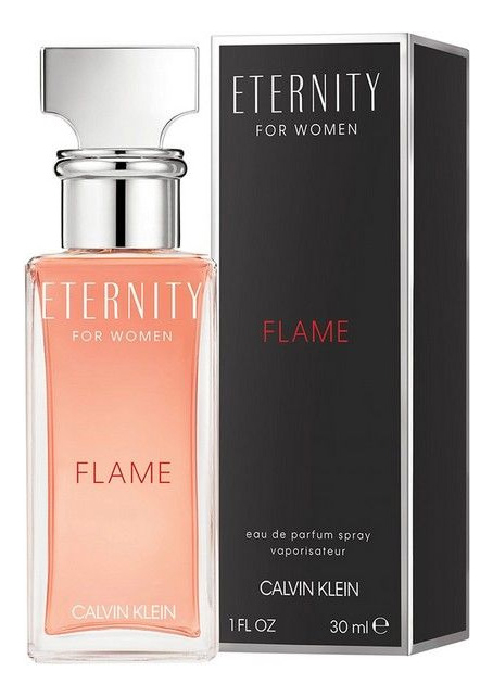 Calvin Klein Eternity Flame For Women: парфюмерная вода 30мл