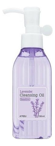 Гидрофильное масло для лица Lavender Cleansing Oil Sensitive 150мл гидрофильное масло для лица cosmos natural anti age 150мл