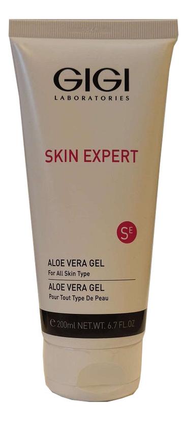 Гель противовоспалительный для лица Aloe Vera Gel: Гель 200мл