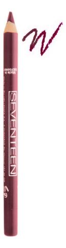 Карандаш для губ с витамином Е Supersmooth Waterproof Lipliner (водостойкий) 1,2г: No 37 карандаш для губ с витамином е supersmooth waterproof lipliner водостойкий 1 2г 08 cranberry