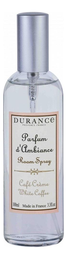 Ароматический спрей для дома Room Spray White Coffee 100мл (белый кофе) ароматический спрей для дома urban breeze room spray peach morning 250мл