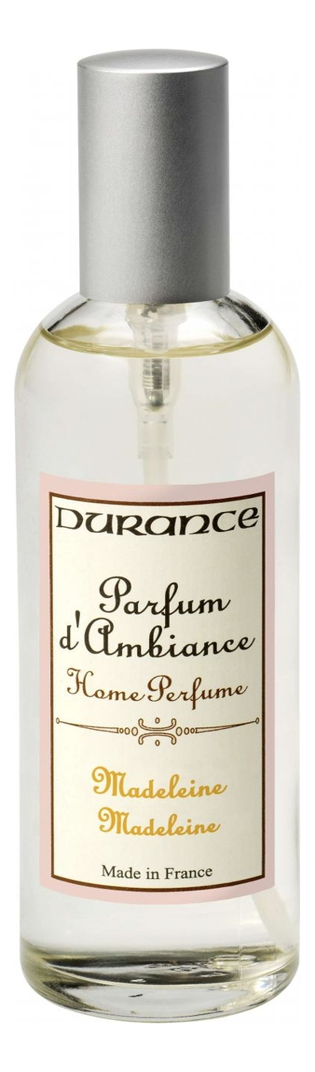 Ароматический спрей для дома Home Perfume Madeleine 100мл (печенье Мадлен)