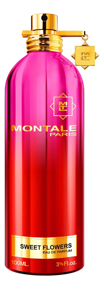 Фото - Montale Sweet Flowers: парфюмерная вода 100мл тестер montale sweet peony отливант парфюмированная вода 18 мл
