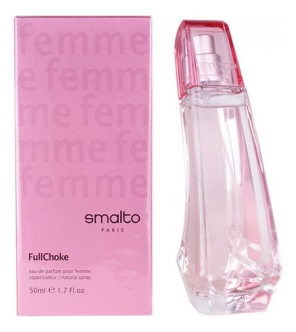 Francesco Smalto Fullchoke: парфюмерная вода 50мл