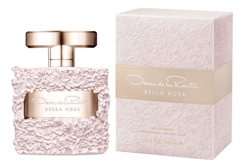 Oscar De La Renta Bella Rosa: парфюмерная вода 100мл