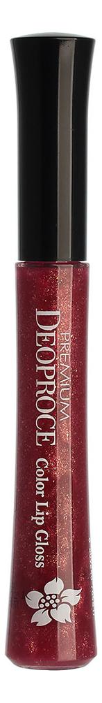 Блеск для губ Premium Color Lip Gloss 10мл: No 23 блеск для губ lip color