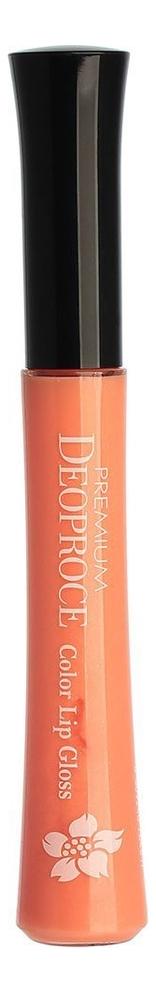 Блеск для губ Premium Color Lip Gloss 10мл: No 27 блеск для губ lip color